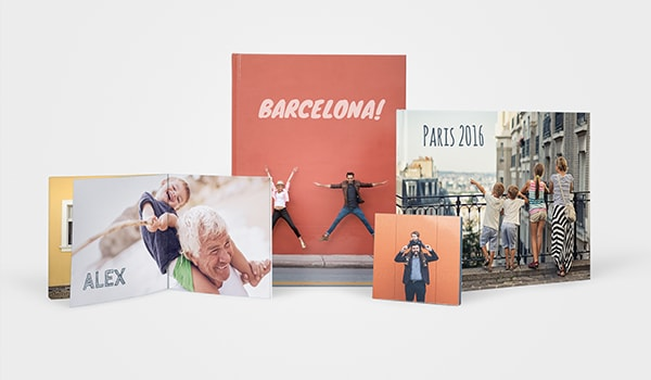 Formaten van fotoboeken