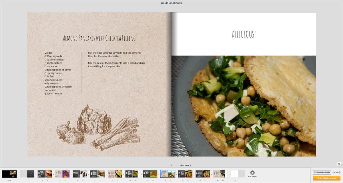Verwonderend 8 eenvoudige stappen om een gepersonaliseerd receptenboek te maken RS-87