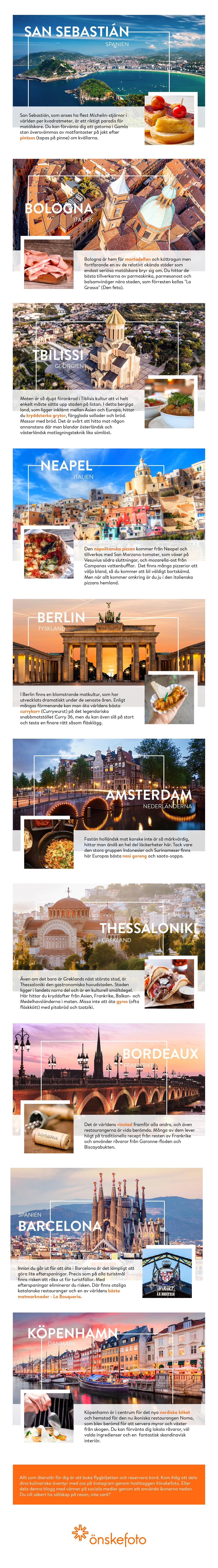 städer i europa man måste besöka