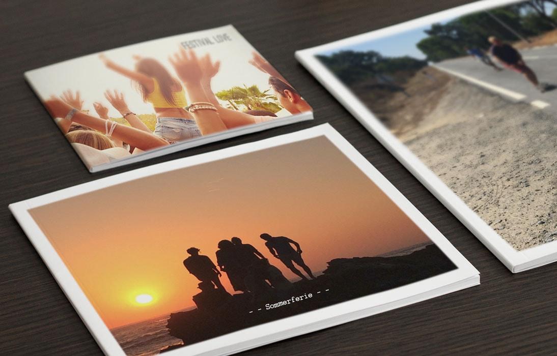 Lag fotobok med fotoknudsen-app til iPhone