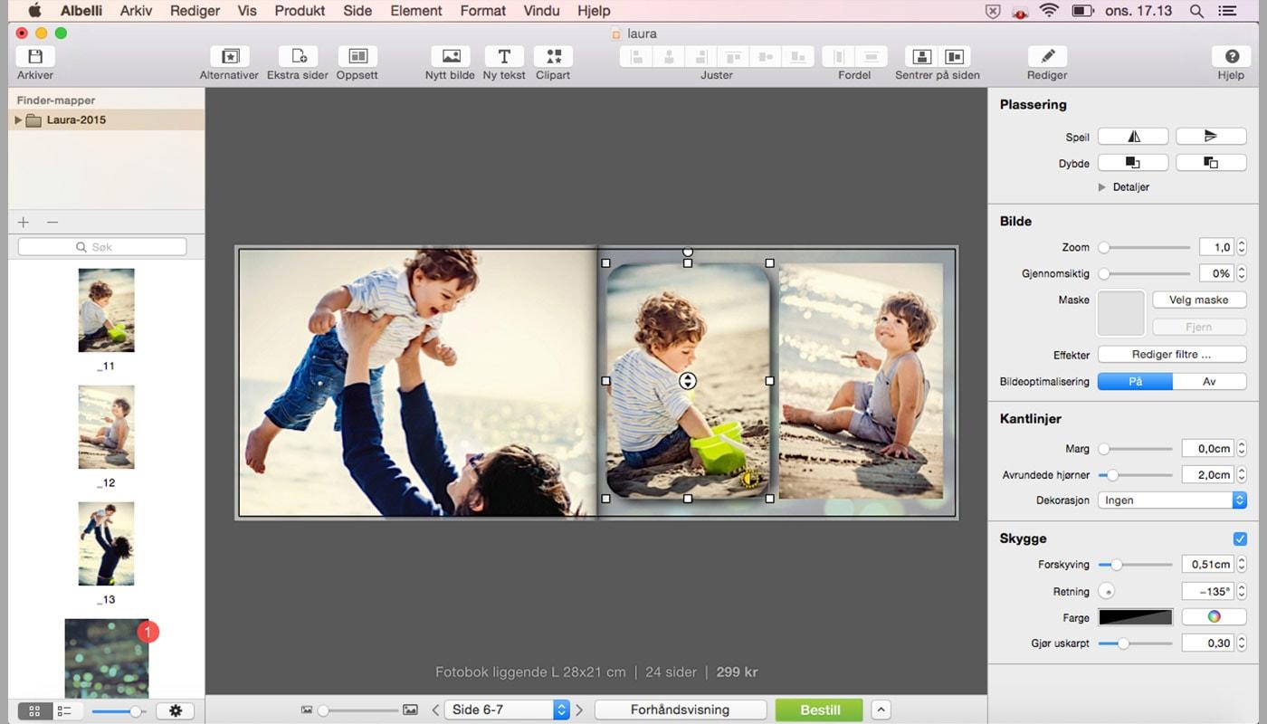 fotobokverktoy-mac-skygge