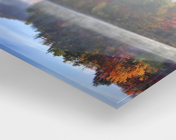 Bilder på plexiglass