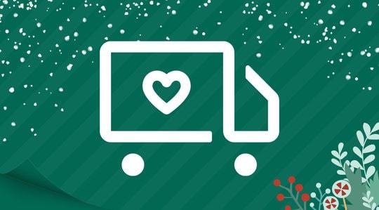 Få dine gaver i tide til jul