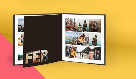 25% rabatt på all fotoprodukter - Gjør mer med bildene dine.