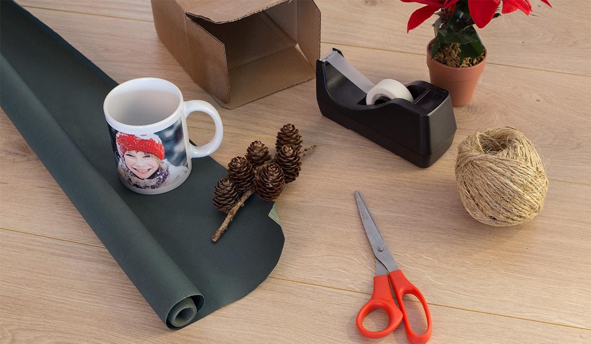 10 kreative ideer til gaveinnpakning fotoknudsen blogg. Black Bedroom Furniture Sets. Home Design Ideas