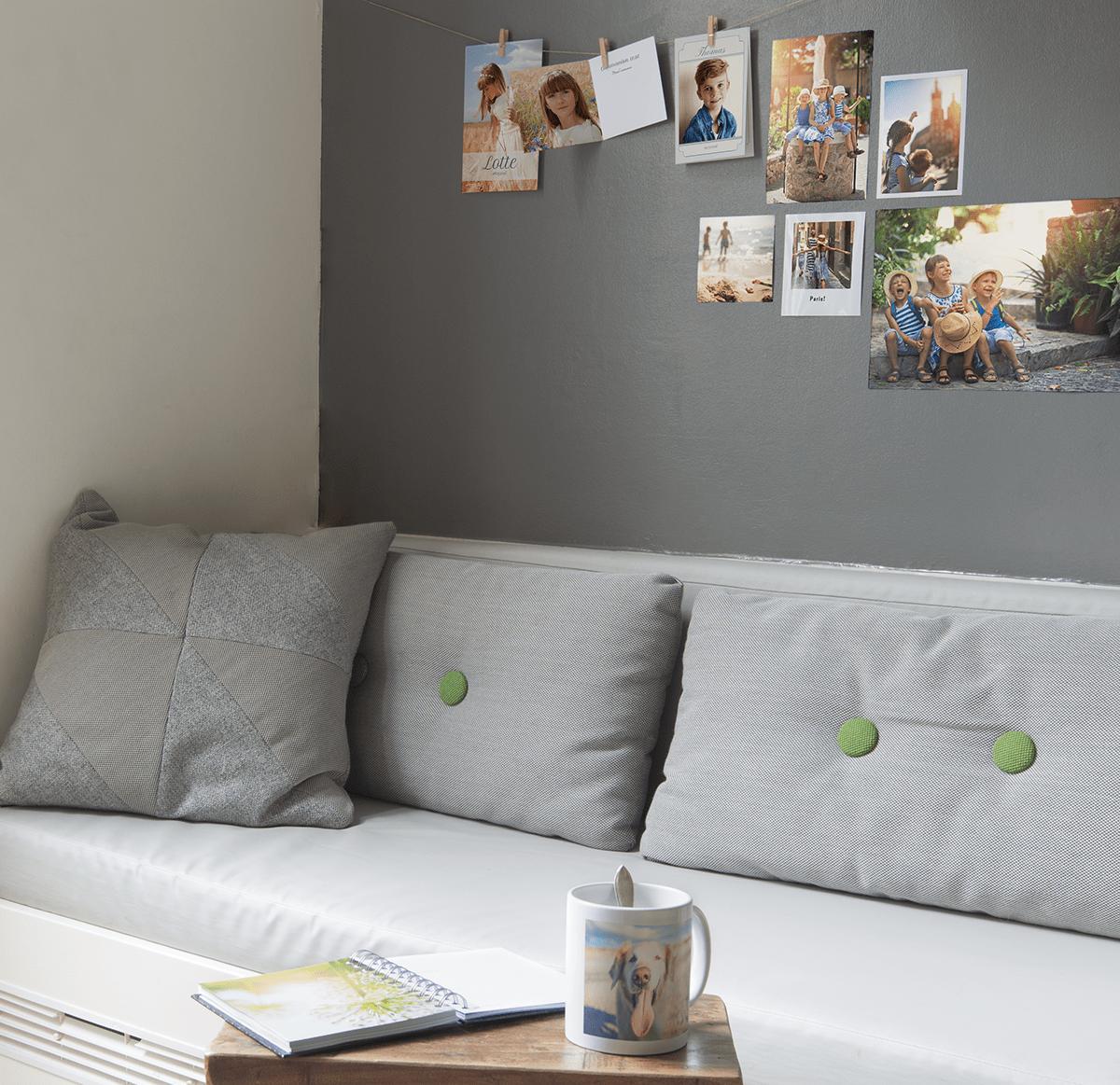 Avansert Hvordan fornye hjemmet ditt med egne bilder   fotoknudsen blogg WA-97