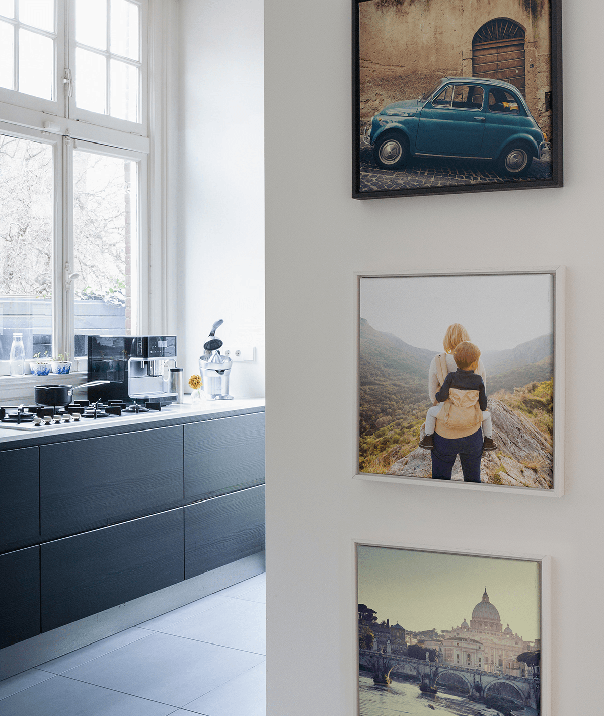 Bare ut Hvordan fornye hjemmet ditt med egne bilder   fotoknudsen blogg VX-81