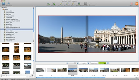 Mac OS Photo Book Editor