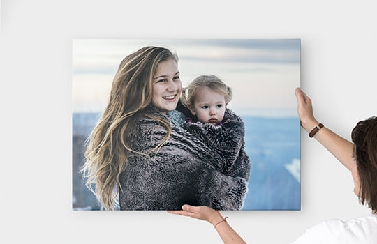 Canvas Prints Personalised Photos On Canvas Bonusprint Uk