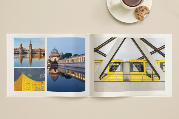 Personalise your photo book