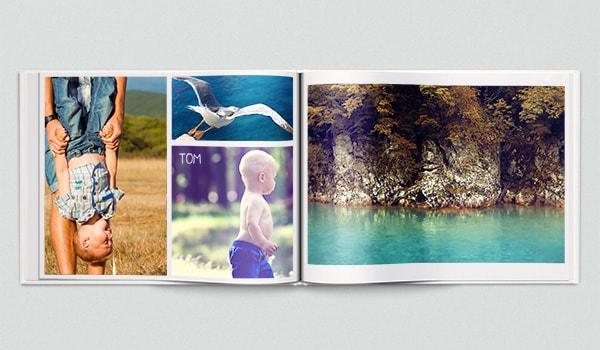 Facebook photo book
