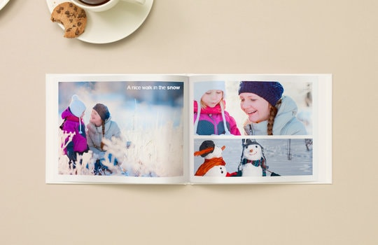 This popular photo book is perfect for photos from that weekend away day trips and other special moments start creating a series of wonderful memories for