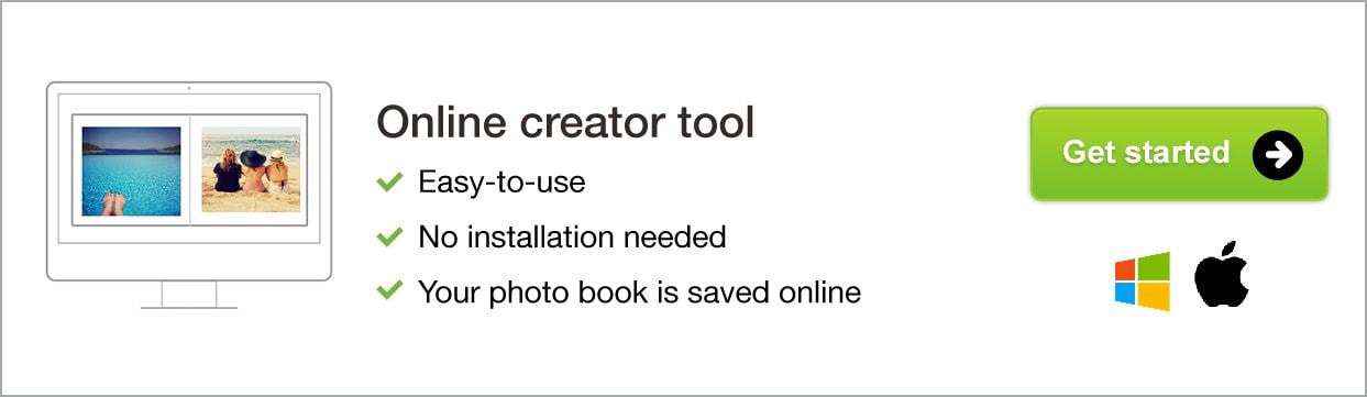 Online creator tool