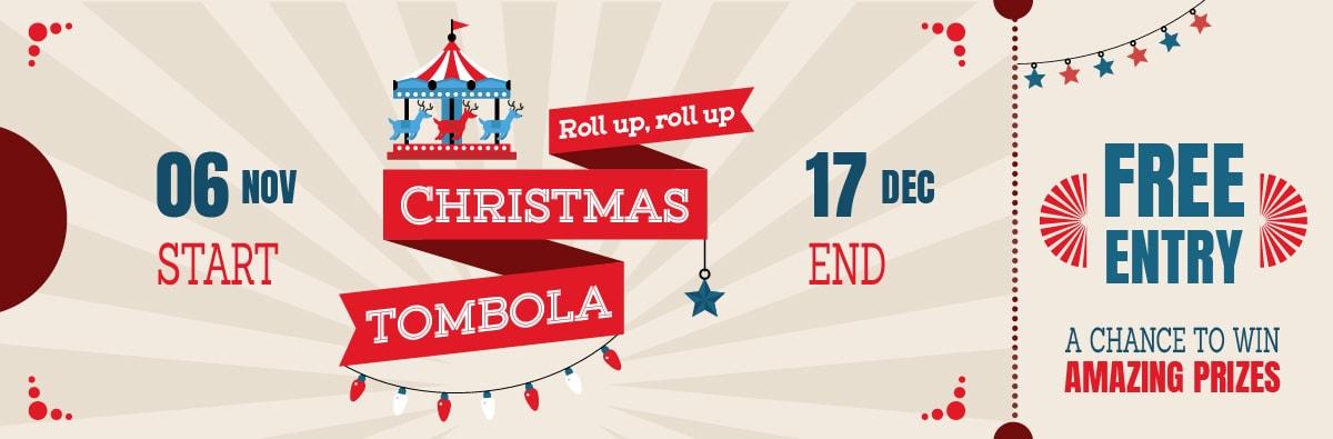 Christmas Tombola