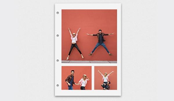 Photo album sheets