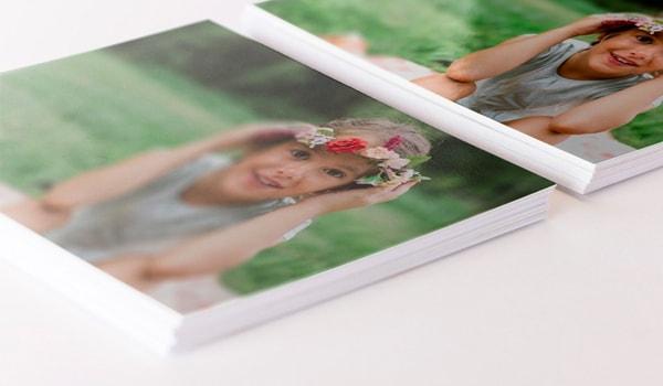 Matt photo prints