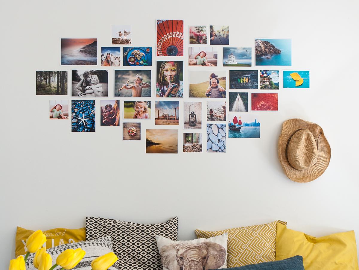 Creer Un Mur Photo réinventez votre intérieur grâce au décor mural