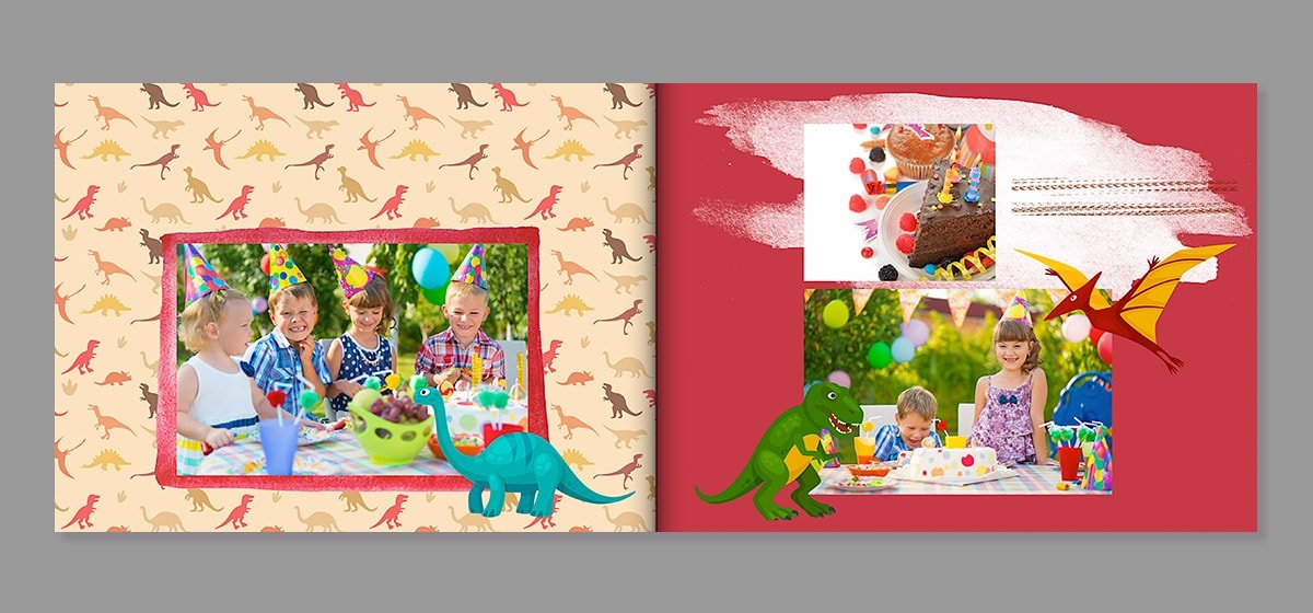 livre photo anniversaire photos scenes